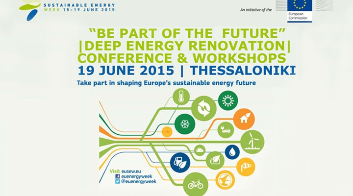 European Sustainable Energy Week 2015