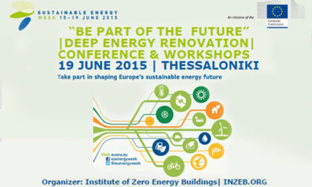 """""""Be Part of the Future"""" – Deep Energy Renovations – Conference and Workshops"""