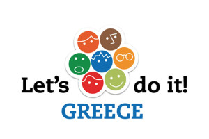 Let's Do It Greece - LOGO