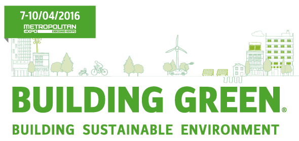 H ΕΛΕΑΒΙΟΜ στην Building Green Expo 2016 - Building Sustainable Environment.