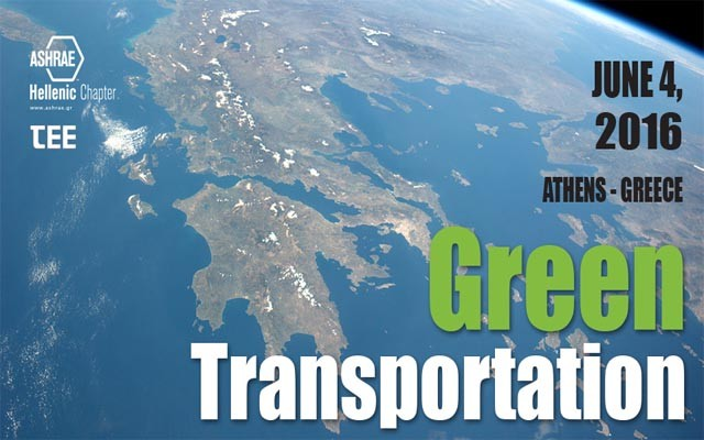 GREEN TRANSPORTATION 2016