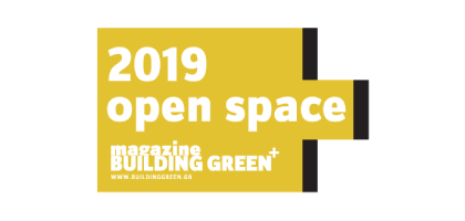 Building Green Open Space 2019