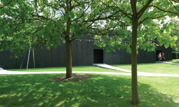 Ένας κήπος στο Λονδίνο
