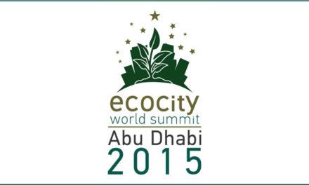 Ecocity World Summit 2015 – Abu Dhabi