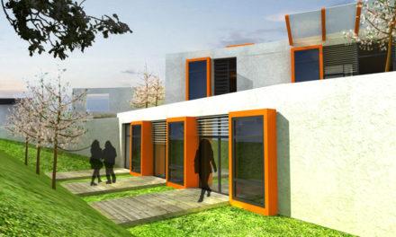 Μονοκατοικία σε επικλινές οικόπεδο 4 στρεμμάτων, στη Θεσσαλονίκη