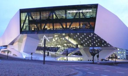 Το μουσείο της Porsche