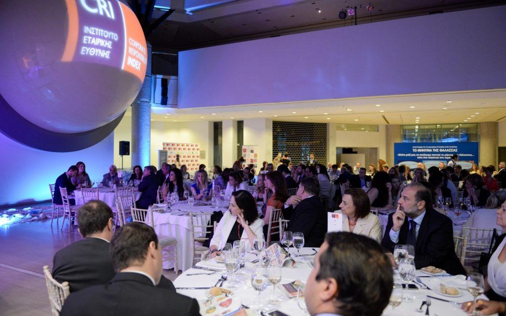 CR INDEX 2014 – Το Ινστιτούτο Εταιρικής Ευθύνης βραβεύει τις εταιρείες με υψηλές επιδόσεις σε θέματα ΕΚΕ