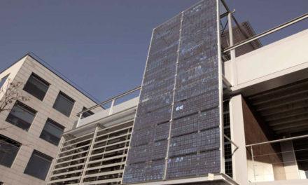 ECOBOX: Ενεργειακό Κτίριο Γραφείων στη Μαδρίτη