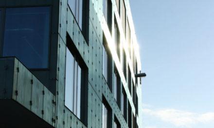 Θερμοχρωμικά υλικά στον αστικό ιστό για εξοικονόμηση ενέργειας