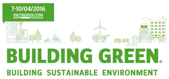 Η ΕΛΕΑΒΙΟΜ στην Building Green Expo 2016 – Building Sustainable Environment