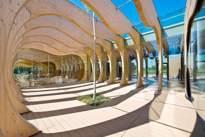 Το ομορφότερο νηπιαγωγείο του κόσμου επιλέγει την αντλία θερμότητας της Climaveneta