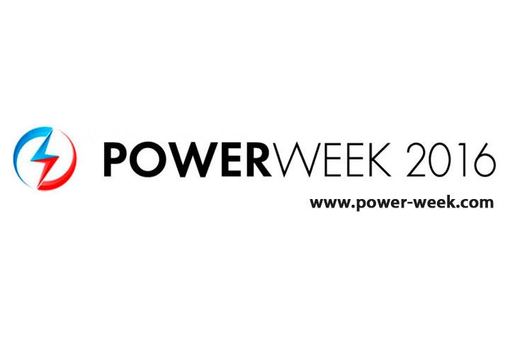 POWER WEEK 2016