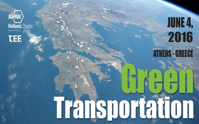 GREEN TRANSPORTATION 2016