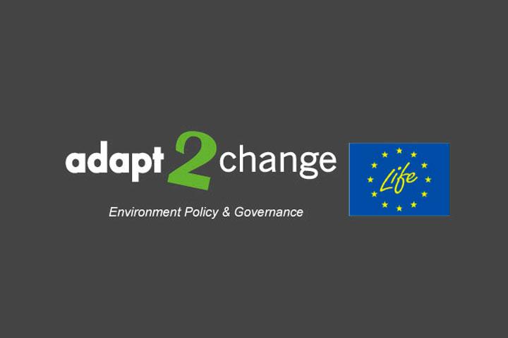 ΕυρωπαϊκόΠρόγραμμαLIFE+ /ΈργοAdapt2change