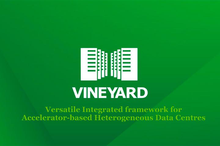 VINEYARD: Αύξηση της απόδοσης και μείωση της κατανάλωσης ενέργειας σε κέντρα δεδομένων