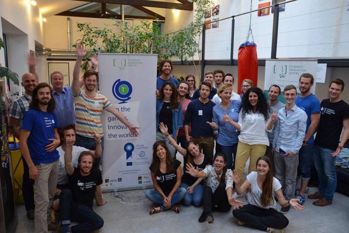 Εθνικός Τελικός Διαγωνισμού Climate Launchpad 2016