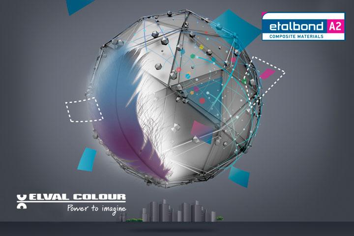Νέα γραμμή παραγωγής etalbond A2 από την Elval Colour