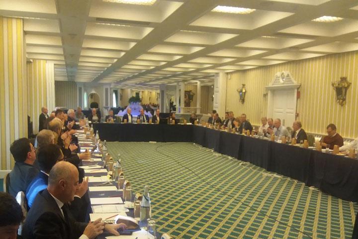 """EUMEPS Construction Presidium Meeting and General Meeting"", Αθήνα 29-30 Νοεμβρίου 2016"