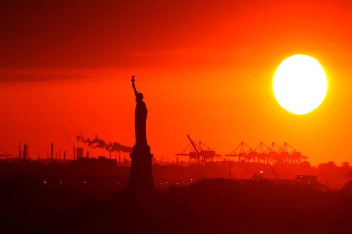 2016 Συναγερμός: To θερμότερο έτος που έχει καταγραφεί ποτέ στον πλανήτη για τρίτη συνεχόμενη φορά