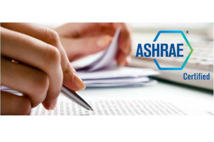 Πιστοποίηση BEAP για Ενεργειακούς Ελεγκτές από το Ελληνικό Παράρτημα της ASHRAE