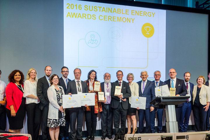 Βραβεία Βιώσιμης Ενέργειας της ΕΕ 2017: Δώδεκα τελικοί υποψήφιοι επιλέχθηκαν