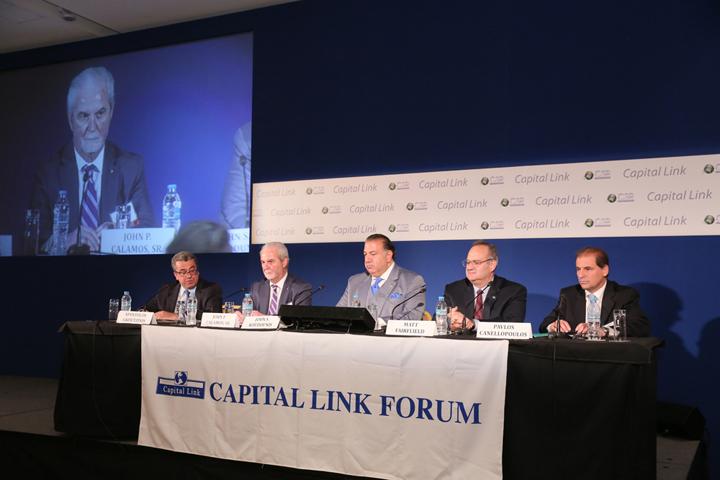 Με επιτυχία πραγματοποιήθηκε το 7o Συνέδριο Εταιρικής Κοινωνικής Ευθύνης της Capital Link «Capital Link CSRinGreece»