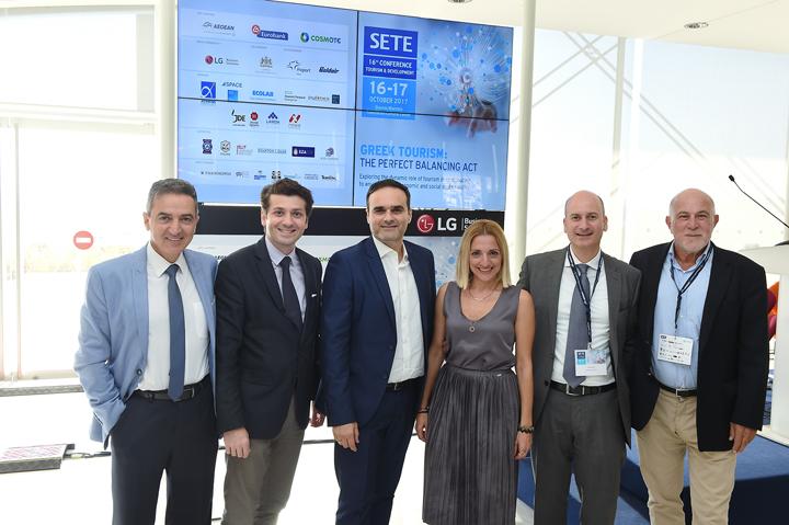 Συμμετοχή της LG στο 16ο Συνέδριο ΣΕΤΕ