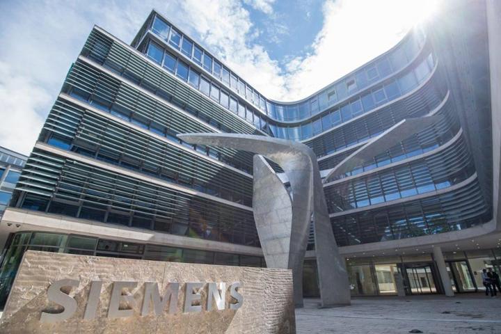 Η Siemens στην κορυφή των Top Regarded Companies
