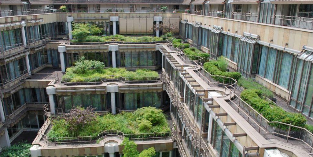 Θεσσαλονίκη: 4 εκατ. ευρώ για πράσινα δώματα και κάθετους κήπους μέσω ΕΣΠΑ