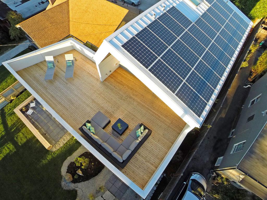 5 τρόποι για να κάνετε το σπίτι σας βιώσιμο και αειφόρο