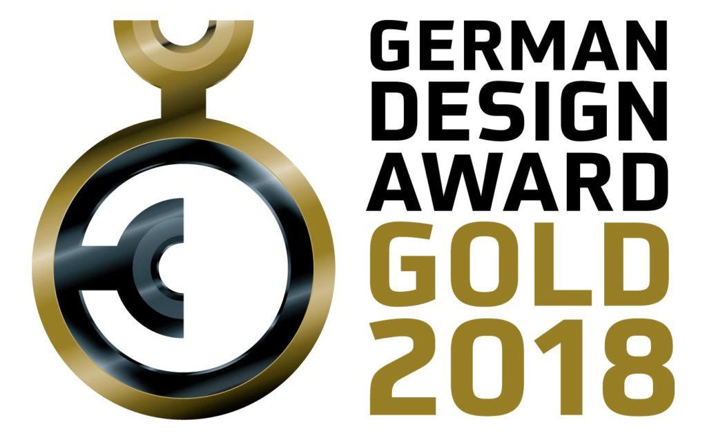 """Χρυσό βραβείο σχεδιασμού για τo DUOPOWER """"Βραβευμένο νάιλον βύσμα"""""""
