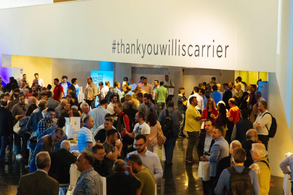 Η AHI Carrier ΝΑ Ευρώπης Α.Ε παρουσιάζει το μέλλον της βιομηχανίας Θέρμανσης, Εξαερισμού και Κλιματισμού (HVAC)