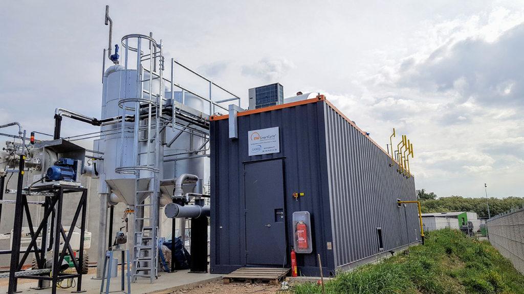 Νέα μονάδα παραγωγής βιομεθανίου στη Γαλλία