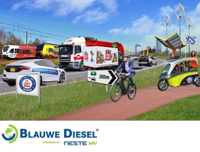 To πείραμα της Ολλανδίας-Πολίτες θα μετακινούνται για δύο εβδομάδες χωρίς ορυκτά καύσιμα!