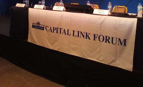 """Το 8ο ετήσιο συνέδριο της Capital Link για τη """"Διεθνοποίηση της ελληνικής επιχειρηματικότητας""""-Αναλυτικά το πρόγραμμα"""