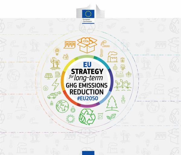 Δημόσια διαβούλευση της ΕΕ για τη μακροπρόθεσμη στρατηγική μείωσης εκπομπών αέριων