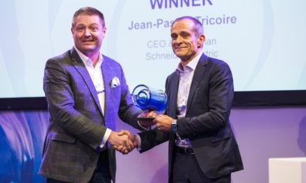 Παγκόσμιο βραβείο στη Schneider Electric για τη συμβολή της στην κυκλική οικονομία