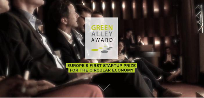 Green Alley Awards: Κάλεσμα για Startups που ασχολούνται με την κυκλική οικονομία
