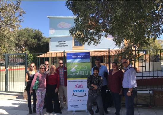 Teeschools:  Ένα Ευρωπαϊκό έργο με στόχο την εξοικονόμηση ενέργειας σε σχολικά κτίρια