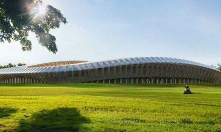 Το πιο πράσινο γήπεδο ποδοσφαίρου στον κόσμο από τον πρώτο vegan σύλλογο της ιστορίας!