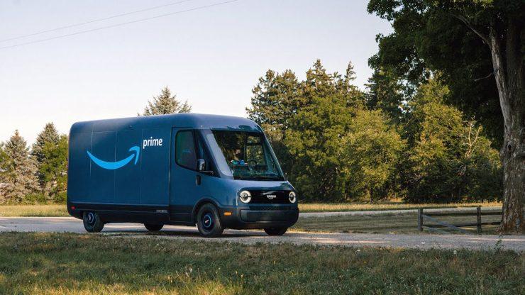 Amazon: 100.000 ηλεκτρικά φορτηγά Rivian μέχρι το 2030