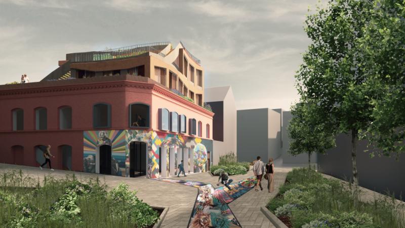 Μια νέα πρόταση για το σχεδιασμό της γειτονιάς και των σπιτιών του μέλλοντος