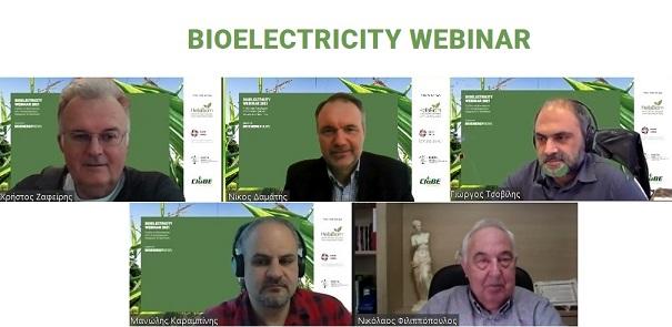 Με επιτυχία ολοκληρώθηκε το Bioelectricity Webinar του Bioenergy News
